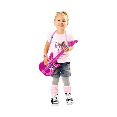SIMBA Violetta - Guitarra eléctrica rosa