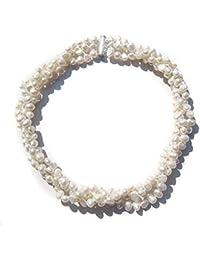 9bf5ba6b5ff8 Collar TreasureBay con perla cultivada en agua dulce y moderno