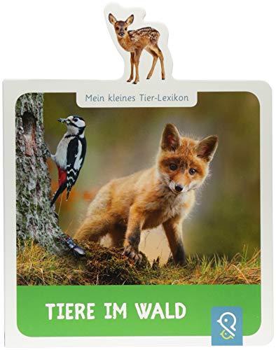 Tiere im Wald (Mein kleines Tier-Lexikon)