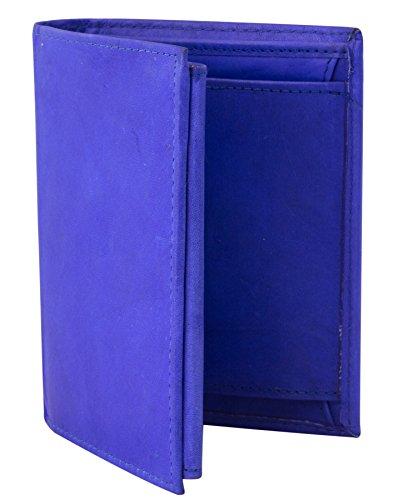 Günstige Leder Portemonnaie (unter 10 Euro) Brieftasche aus -