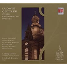 Ludwig Güttler in der Frauenkirche Dresden