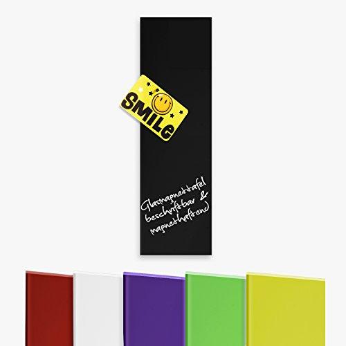 Preisvergleich Produktbild Master of Boards® Glas Magnettafel / Farbe wählbar / 20x60cm