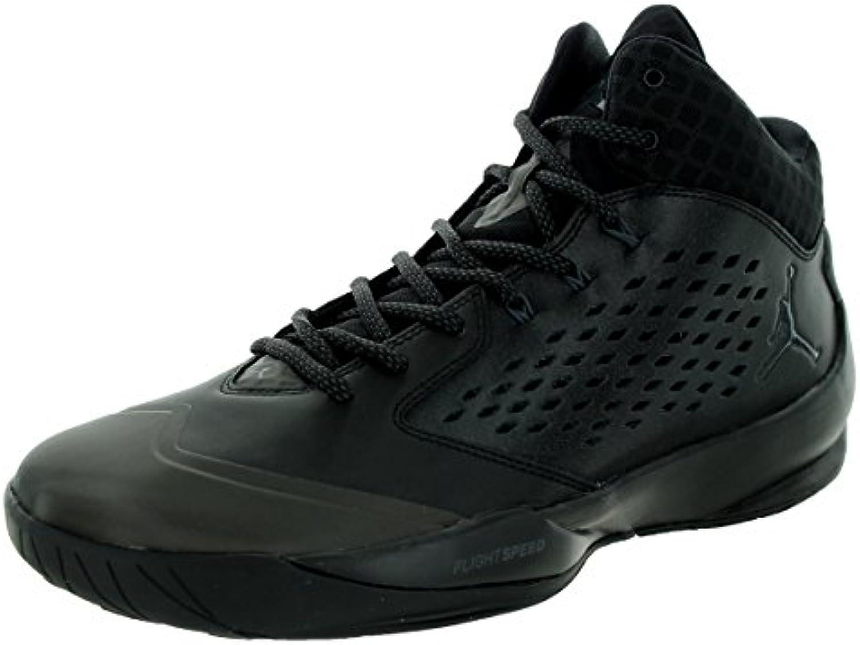 Nike JORDAN RISING HIGH Sneakers Basket Mid Pelle Mod.768931 Uomo Mod. NIK768931