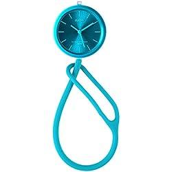 Armbanduhr Take Time Xl Hellblau