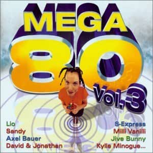 Coffret 4 CD : Mega 80 Vol. 3