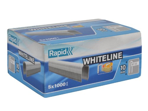 rapid-high-performance-no28-white-cable-staples-leg-length-10-mm-11893511-5000-pieces
