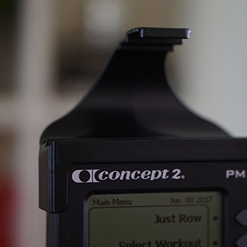 LiveRowing App Smartphone Cradle for the Concept2 Indoor Rowing Machine