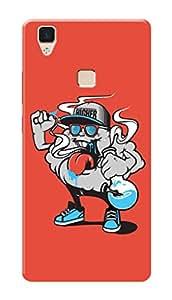Marklif Premium Printed Cool Case Mobile Cover for Vivo V3 Max