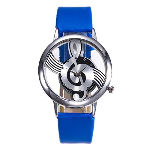 Allegorly Damenuhr,Herren Frauen Quarz Analog Uhr Minimalismus Dünn Elegant Luxusuhr PU Lederband Uhrenarmband Damenuhr Armbanduhr Geschenke Für Frauen