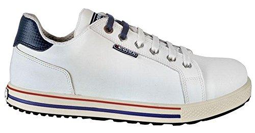 e235e8c2a75a COFRA Moderner Sicherheitsschuh, Assist S3 SRC, IM Sneaker-Look Aus der Old  Glories Serie (44, Weiß)