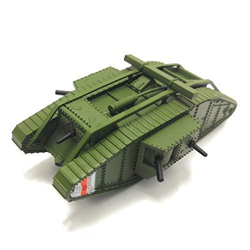 YWJHY Armee-Hauptpanzer-Skala-Militärkennzeichen I 1: 100 Legierungs-Plastikmodell,Als anzeigen,Einheitsgröße