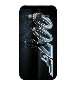 Doyen Creations Designer Printed High Quality Premium case Back Cover For Samsung Galaxy J7