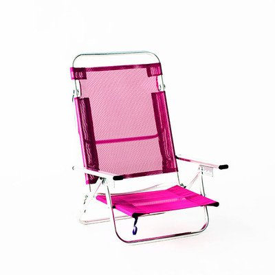 Mariel Deck Chair - Easy maintenance only with a sponge or soft cloth and a soapy solution. Do not use detergents, bleach or