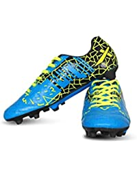 reputable site f890f 2a910 Vector X Infiniti Football Shoes (Blue-Black-Green)