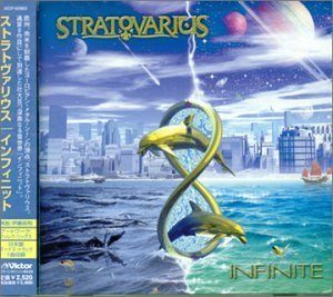 Infinite (+1 Bonus Track) by Stratovarius (2000-02-23)