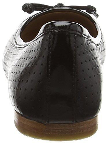 Marc Shoes - Bea, Ballerine Donna Nero (Schwarz (black 100))