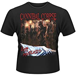 Cannibal Corpse - Tomb Of The Mutilated Front & Back Print (T-Shirt Unisex) [Italia]