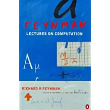Feynman Lectures On Computation (Penguin Press Science)