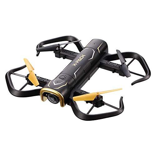 Ydq FPV Drohne Mit 1080P Kamera HD, One Key Start/Landung, Automatische HöHenhaltung, Headless Modus, 360° Looping, Upgrade Mini-Drohne FüR Kinder Ab 8 Jahre Und AnfäNger