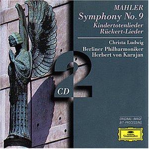 Sinfonie 9 / Kindertotenlieder u.a. -