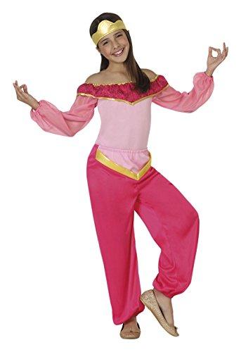Preisvergleich Produktbild Atosa 26409 - Arabische Prinzessin, Mädchen, Größe 104, rosa/pink