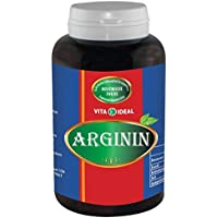 Preisvergleich für L-Arginin, 180 Kapseln je 550mg ohne Zusatzstoffe