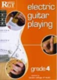 Electric Guitar Playing: Grade Four