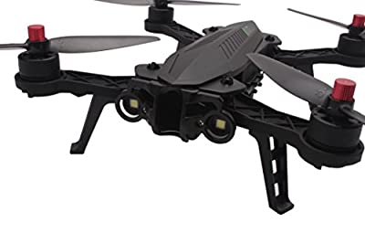 MJX Bugs 6 Racing Drone RTF High/Low Speed Mode Brushless Motors 2.4G 4CH 3D Flip 250mm Wheelbase 6-Axis 4 Channels 1300 mAh 12 Minutes Flight with LED Night light