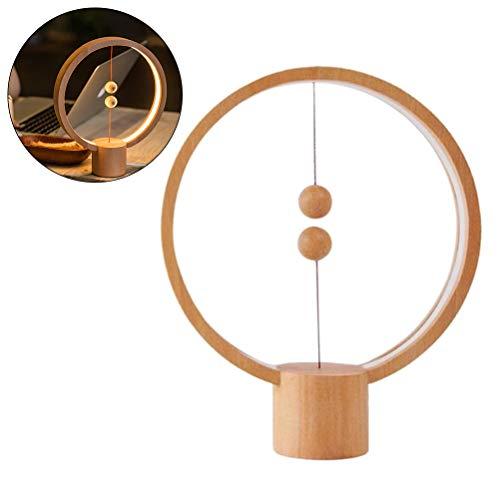Heng Balance - Lámpara de Noche con Interruptor magnético de Medio Aire...