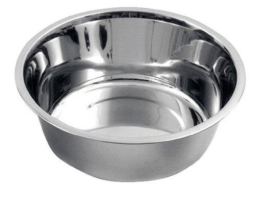 Produktbild bei Amazon - Kerbl 83415 Edelstahl Hundenapf ca. 2800 ml