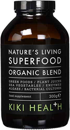 KIKI Health Nature's Living Superfood Powder - 300g