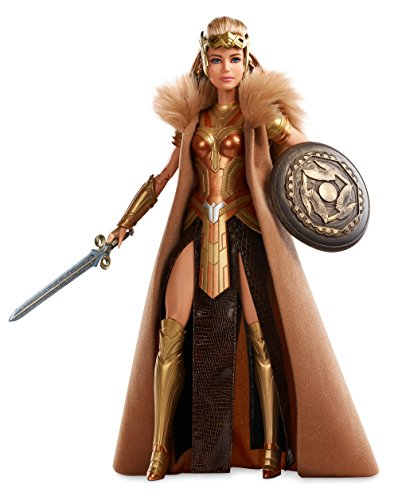 Barbie Mattel DWD83 - Collector Hippolyta Puppe