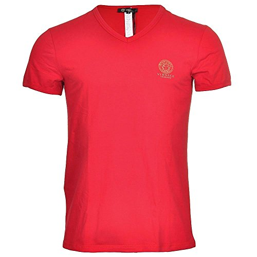 versace-t-shirt-manches-courtes-homme-rouge-red-rouge-s