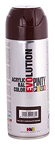 Peinture Exterieur Chocolat - Novasol Spray C817BA5 Pinty Plus Evolution Lot