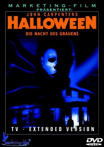 Halloween - Die Nacht des Grauens - Halloween Dvds