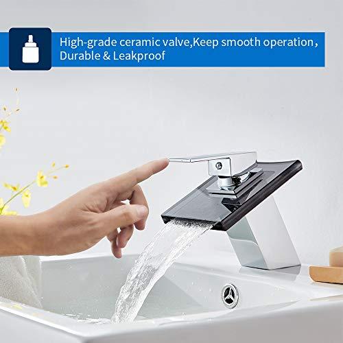 Auralum® Chrom Armatur Wasserhahn - 2