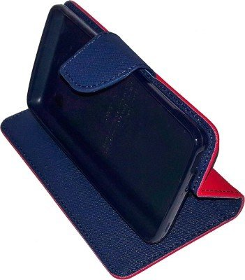 Rapid Zone Mercury Flip Cover For Samsung Galaxy S6 (Red&Blue)