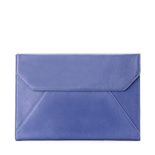 document-a4-en-cuir-folio-bleu-denim