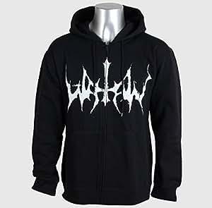 Watain - Zip Hoodie Lawless Darkness (in XL)