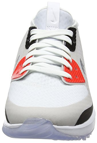 Nike - 844648-100, Scarpe sportive Donna Multicolore (White/cool Grey/neutral Grey/black/bright Crimson)