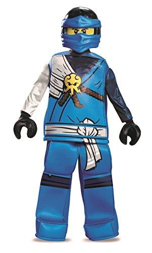 LEGO Ninjago 10328 K Jay Prestige Kostüm (mittel 7-8 jahre)