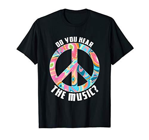 Zeichen Retro Festival T-Shirt Geschenk ()