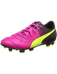 Puma evoPOWER 4.3 Tricks Firm Ground Jr, Unisex Kids' Football Training Shoes