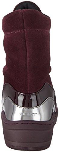 Gant Ladies Malou Boots Red (vino Rosso)