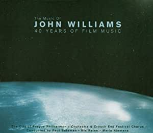 John Williams-40 Years Of Film Music