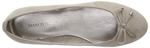 Marco Tozzi 22135, Ballerine Donna Beige (Taupe 341)