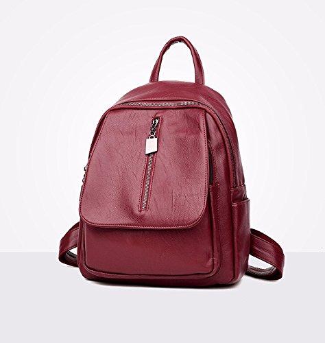 ms. pu neue mode - freizeit - winter einfach kleiner rucksack,des des
