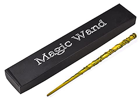 Unmissable - 18 Sticks Magic Resin Hand Painted On Choice Of Character Harry Potter Saga - Included In Custody - Hermione