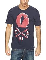 Kuyichi Xavier Printed Men's T-Shirt