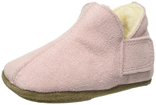 EN FANT M盲dchen Adventure Slipper Wool Pantoffeln Pink (Rose 10)
